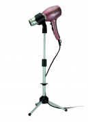 Portable Countertop Hands Free Hair Blow Dryer Telescopic Stand Pedestal Holder Good Qualities