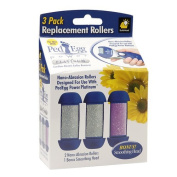 PedEgg Power Replacement Rollers