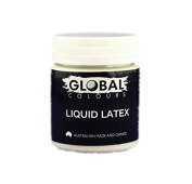 Global Body Art Special FX - Liquid Latex 45mL