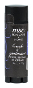 MSC Skin Care and Home Handmade Lip Cream, Lavender and Spearmint