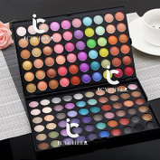 120 Colours Eye Shadow Makeup Cosmetic Pearl Matte Eyeshadow Smoky Warm Neutral