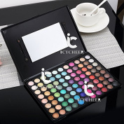 88 Colours Shimmer Eyeshadow Matte Eye Shadow Palette Makeup Cosmetic Nude Smoky