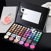 78 Colours Makeup Palette Eye Shadding Shadow Eyeshadow Concealer Blusher Palette