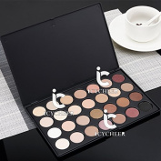 Pro 28Colors Eye Shadow Cosmetics Makeup Shimmer Matte Eyeshadow Paletee Natural