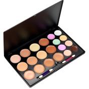 HUBEE 20 Colours Professional Makeup Concealer Palette Concealer Contour Cream Palette