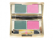 PUPA VAMP! COMPACT DUO EYESHADOW 004 TROPICAL TEAL VIVA CARIOCA COLLECTION