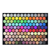Eshion 125 Colours Eyeshadow Palette Easy to Wear and long-lasting with Brushes