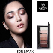SON & PARK ALL THAT SHIMMERING KIT EYE SHADOW PALETTE/100% Authentic direct from Korea/w Gift sample