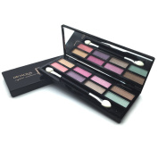 BIOAQUA 8 Colour in 1 Eye Glosses Eye Shadow with Glitter Pearly Lustre 4 Colour Sets Available