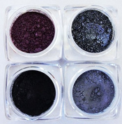 Grace My Face Minerals- New Eyeshadow Collection- Heroine