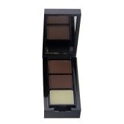 Eyebrow powder - M.N Eyebrow powder 2 Colours Pro Along-wearing Eyebrow Styling Compact eyebrow Cosmetics£¨02#£