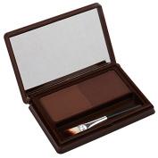 eyebrow powder - M.N Two-colour eyebrow powder Belt Eyebrow Brush Waterproof Natural Stereo Makeup cosmetic E15006 02