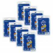 Glade Wax Melts Limited Edition Hit The Road, 130ml, Bundle of 88 Melts