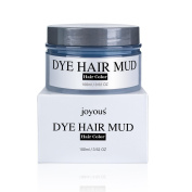 Professional Temporary Dye Hair Mud Highlights Instant Hair Colour Cream Touch Up Sharon Hairstyle DIY