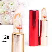 KAILIJUMEI Moisturiser lipsticks Lips Care Surplus Bright Flower Jelly Lipstick 4g #5