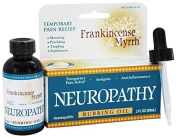 Frankincense and Myrrh Neuropathy Rubbing Oil 60ml by Frankincense and Myrrh