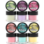 Mia Secret -Colour Punch Collection Nail Acrylic Powder set of 6