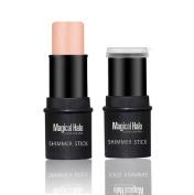 Vovotrade Pro Portable Face Facial Beauty Hightlighter Makeup Shimmer Stick