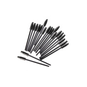 KOLIGHT®100pcs Makeup Disposable Eyelash Mini Brushes Mascara Wands Applicator