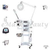 eMark Beauty 9 In 1 T3 Multifunction Facial Machine Ozone Aromatherapy High Frequency Steamer Microdermabrasion. .  ON ALL WARRANTY WORK.