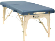 Custom Craftworks Simplicity Massage Table with PU Cushions