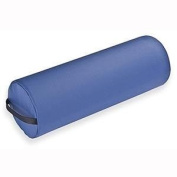 Jumbo Massage Table Bolster (23cm x 70cm ) - Blue