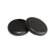Lifetop 2pcs /lot Massage Large Stones Massage Lava Natural Stone Set Hot Spa Rock Basalt Stone