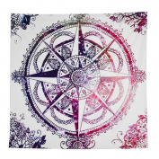 Hatop Handicrunch Hippie Tribal Compass Tapestry Wall hanging Dorms Tapestries Beach