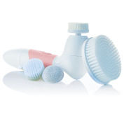 Spin for Perfect Skin Cleansing Facial Brush - Pink
