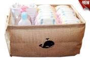 Jute Storage Container/Storage Baskets/Toy Box/Toy Storage/Toy Organiser/Baby Storage Bins
