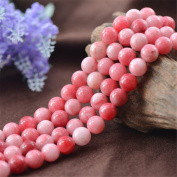 Grade A Natural Multi Tones Red Jade Beads 4mm 6mm 8mm 10mm 12mm Smooth Polished Round 15 Inch Strand Jewellery Making JA34