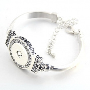 Simple Ever Snap Bracelet Fit for Snap Button Charms 18-20MM NOOSA chunks snap button jewellery Pack of 2