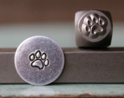 Brand New Supply Guy 5mm Dog Paw Metal Punch Design Stamp CH-125