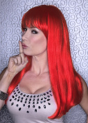 Kelly Wig by Blush (Red Ruby)