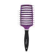 Studio Dry Curved Vent Brush, Purple
