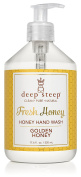 Deep Steep Fresh Hand Wash, Golden Honey, 8 Fluid Ounce