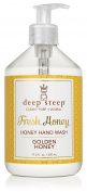 Deep Steep Fresh Hand Wash, Golden Honey, 8 Fluid Ounce