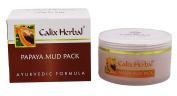 Calix Herbal Papaya Mud Pack Ayurvedic Formula – 60ml