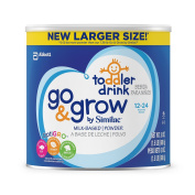 Go & Grow by Similac Stage 3 Milk Based Toddler Drink, Powder, 710ml