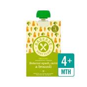 Babease Organic Butternut Squash, Carrot & Broccoli 100g - Pack of 6