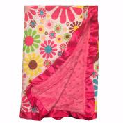 BayB Brand Blanket - Flowers