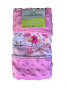 Cuddle Time Baby Crib Security Blanket
