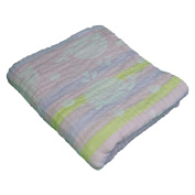 Breathable Baby Toddler 6-Layer Muslin Cotton Dream Blanket