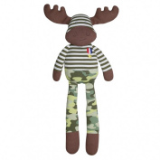 Organic Farm Buddies Marshall Moose 36cm Plush