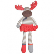 Organic Farm Buddies Margeaux Moose 36cm Plush