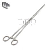 DDP 41cm SELF-LOCKING STRAIGHT FORCEPS