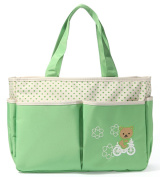 Besporter Baby Nappy Bag For Mommy Travel Tote Bag Orgnizer With Pad