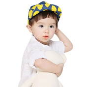 Zopho(TM) BS#S Cute Soft Brim Kids Hats Summer Sun Hats Fruit Printed Children's Baby Baseball Beret for 1-3Y Baby Boy Girl