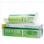 New Smooth E Cream Anti-ageing Wrinkle Fade Acne Scars Spots 40g.