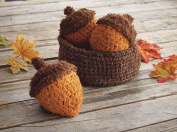Acorns & Basket